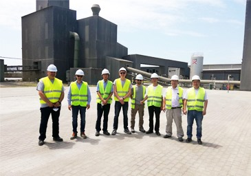 Technical audit of the cement plant